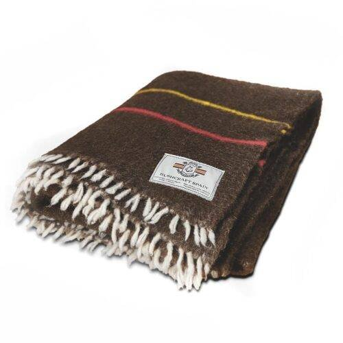 Bushcraft Spain Merino Wool Blanket