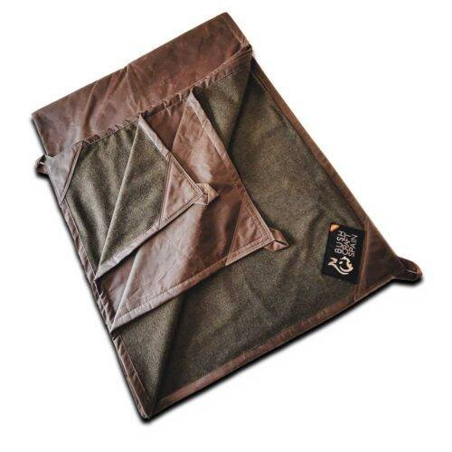 Bushcraft Spain Shelter Cloth