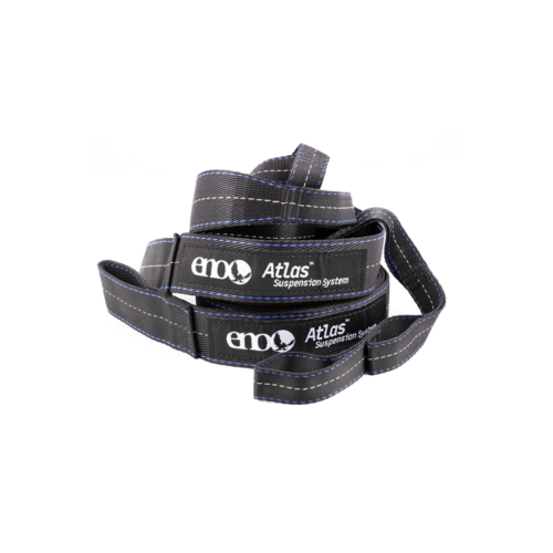 Strap Atlas Attachment System For Hammock